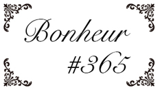 コラボユニット Bonheur#365